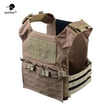 цена TACTIFANS Men Laser-cut JPC Tactical Vest 1000D Nylon Material Hunting Vest 4 Different Colors VE4200