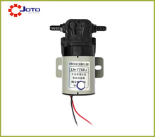 12V/24V Small Diesel Pump An On-board Electric Water Oil pump