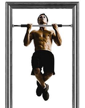 Porta Regolabile Bar Allenamento Esercizio Chin Up Pull Up Bar Orizzontale Sport Attrezzature Per Il Fitness Gym Esercizio Fitness
