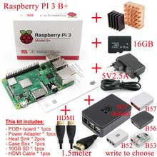 2018 Raspberry Pi 3 Model B+(plus Bundles)
