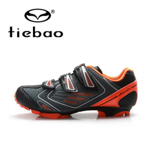 Tiebao Professional Bicycle Cycling Shoes Bike Racing Athletic Shoes Breathable MTB Self locking Shoes zapatillas ciclismo