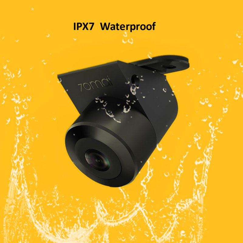 Rear-View-Camera Mai Xiaomi 70 Vehicle-Parking-Reverse Double-Recording Night-Vision