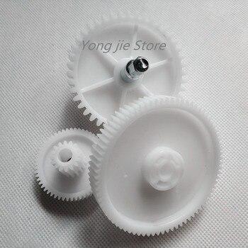 1 set (3pcs) high quality meat grinder parts plastic gear  plastic gears VITEK spare parts for meat grinders customized medical spare parts plastic mould injection makers