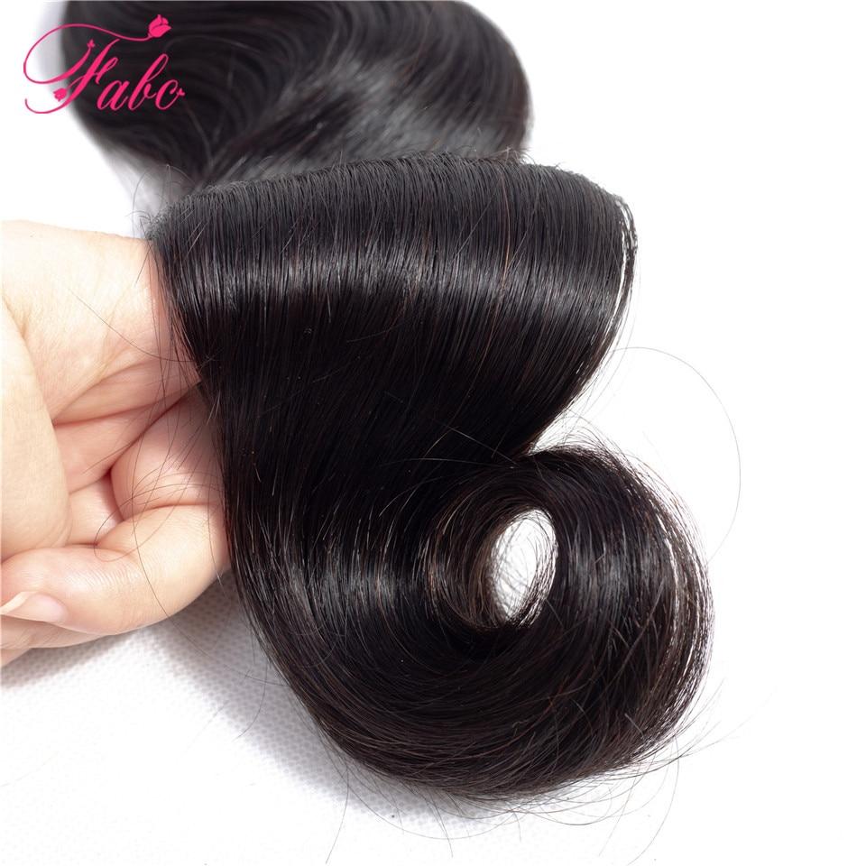HTB1YWwbyhuTBuNkHFNRq6A9qpXaX Fabc Hair Brazilian Body Wave 3 Bundles With Frontal Human Hair Weave Bundles 13x4 Lace Frontal Middle Ratio Non-remy