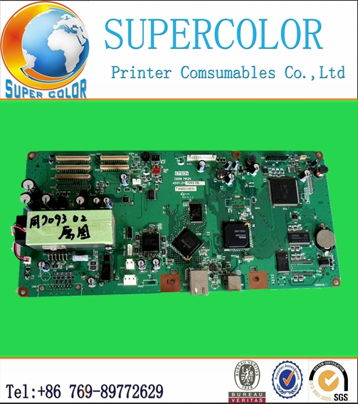 Free Shipping Shoppe For EPSON 7800 Original Mainboard 100 Working Fine