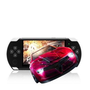 UnisCom Video Game Console T893 4G 4.3 Inch High-definition Touch Screen for PSP Game Console