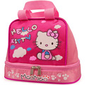 Lovely Hello Kitty Women Casual Cartoon Outdoor Bag Oxford Tote Mummy Picnic Bag Women Baby Diaper Bags