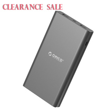 Clearance Sale Dual USB Power Bank 6000mAh External Battery Portable Aluminum Alloy Phone Backup Bank Charger for Android iPhone