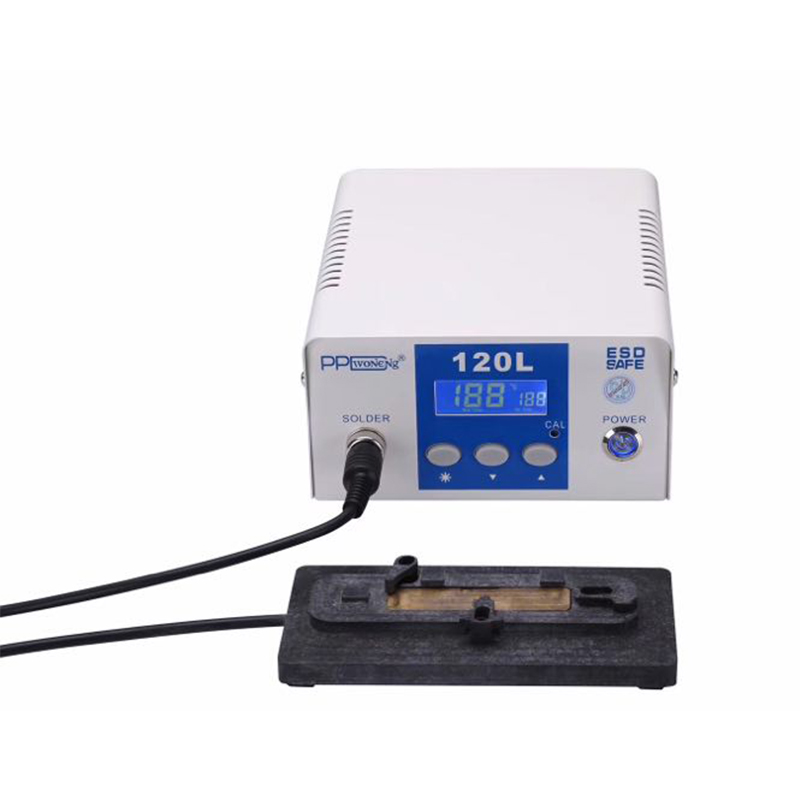 PPD 120 Intelligent Desoldering Rework Station Welding Station Platform for Unsolder iPhone  CPU Chip A8 A9 A10 A11 A12   RemovePPD 120 Intelligent Desoldering Rework Station Welding Station Platform for Unsolder iPhone  CPU Chip A8 A9 A10 A11 A12   Remove