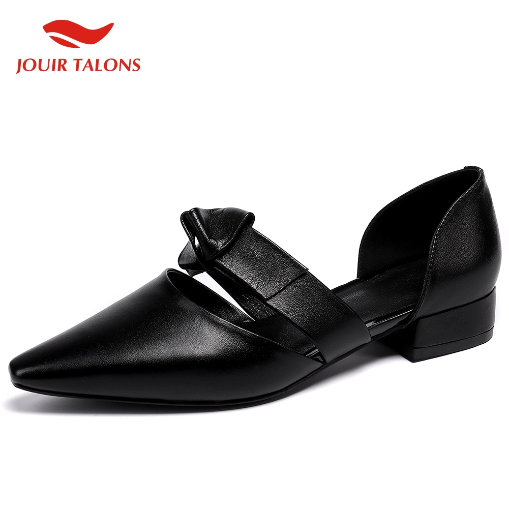 JOUIR TALONS Genuine Leather Hot Sale big Size 33-43 Slip On Casual Summer Sandals Woman Shoes Comfortable Shoes WomanJOUIR TALONS Genuine Leather Hot Sale big Size 33-43 Slip On Casual Summer Sandals Woman Shoes Comfortable Shoes Woman