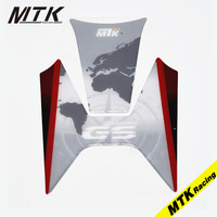 MTKRACING Free Shipping Motorcycle For BMW R1200GS R 1200 GS Tank Pad Tankpad Protector Sticker