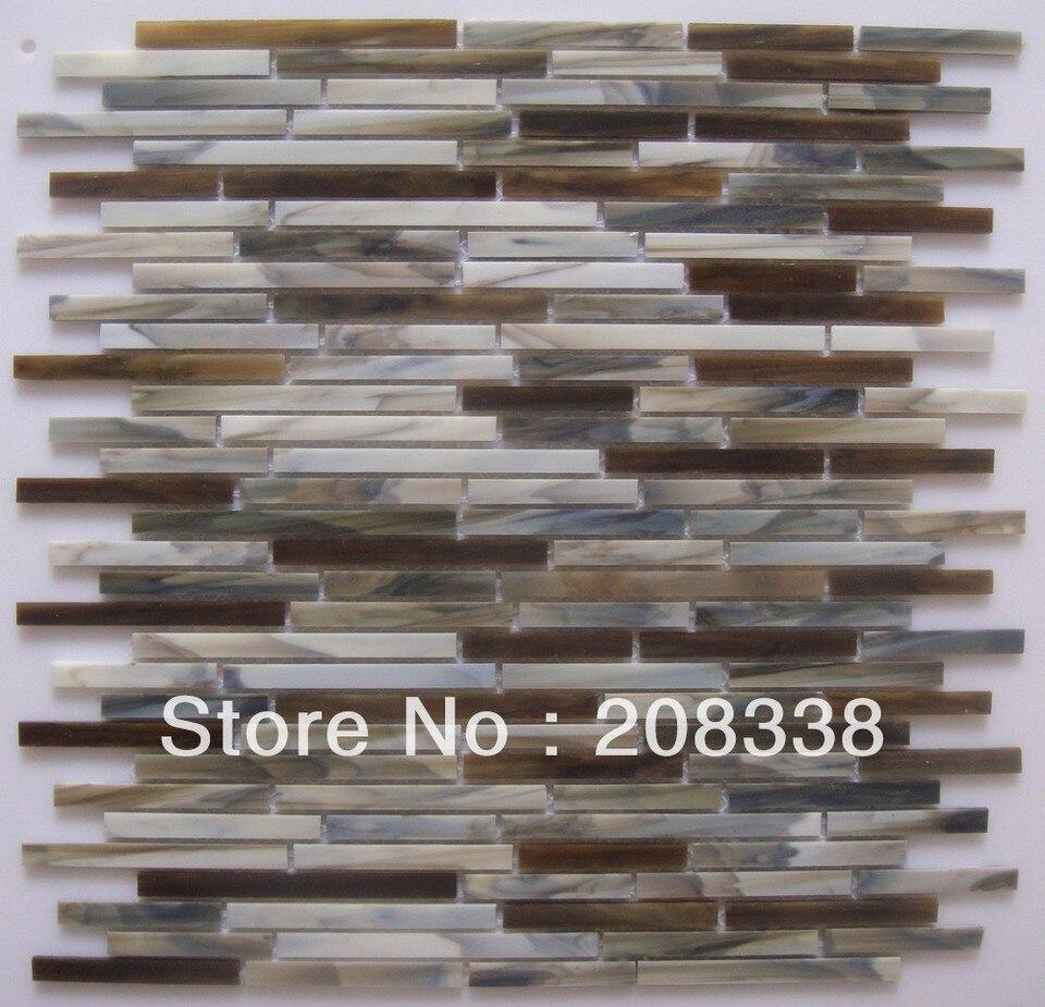 Piastrelle Per Parete Cucina us $209.0 |vetro mosaico tiffany bagno cucina torna splash muro, mattonelle  di mosaico per pavimenti, piastrelle a parete|kitchen wall|tiling kitchen