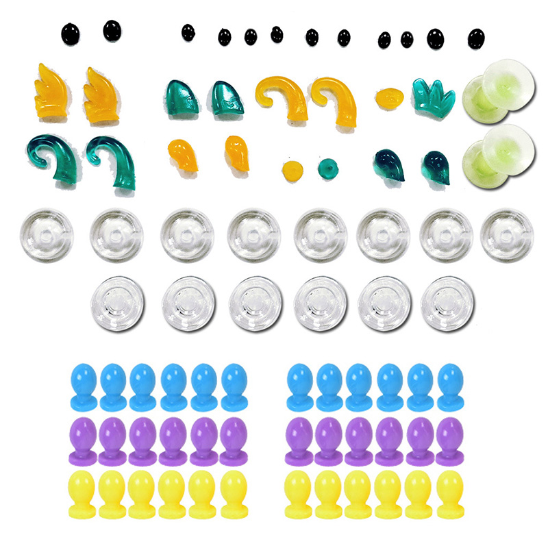 Oonies Inflator Balloon Accessories Pack for Figure Maker Kids Gift magic children DIY creative sticky ball fun bubble toys