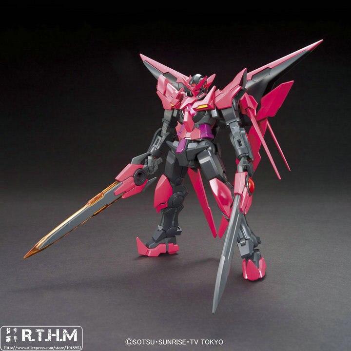 Gundam Build Fighter HGBF 1/144 013 Gundam Exia Dark Matter Plastic Model Assembled model spot special offer daban model pg 1 60 strike gundam white assembled model gift japanese anime the original box