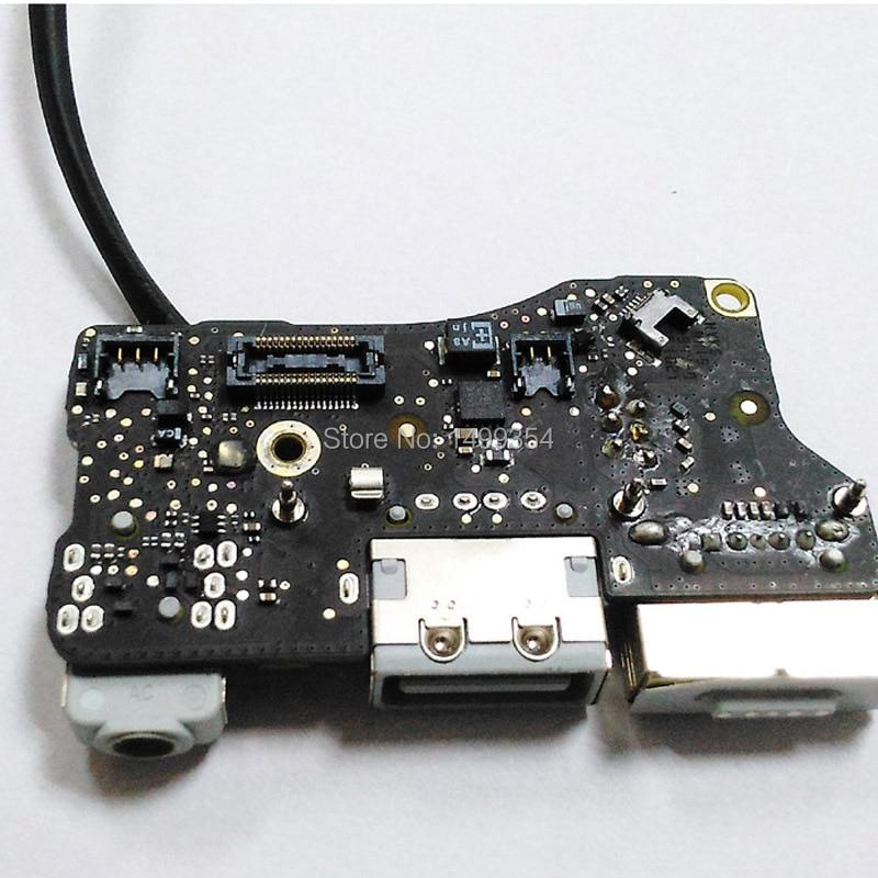 Mc965 Mc966 for macbook air 13 A1369 IO USBPower DC Jack Audio Board 2011 Year 07