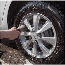 Car Tyre Cleaning Brush Scrub Wheel Hub for seat exeo bmw e70 lada niva 1 logan renault opel corsa b e92 E46 xf