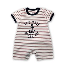 Summer Baby Rompers Cartoon Newborn Girls Clothes Toddler Boys Clothing Short Sleeve Cotton Romper Roupas Bebes Infant Jumpsuits
