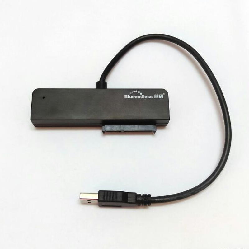 <font><b>USB3.0</b></font> to <font><b>SATA</b></font> Adapter for <font><b>2</b></font> <font><b>5</b></font>