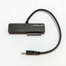 """USB3.0 SATA адаптер для 2 5 """"3.5 дюйма SATA HDD/SSD конвертер с OTB функции инструментов Соединительный кабель Бесплатная доставка"""