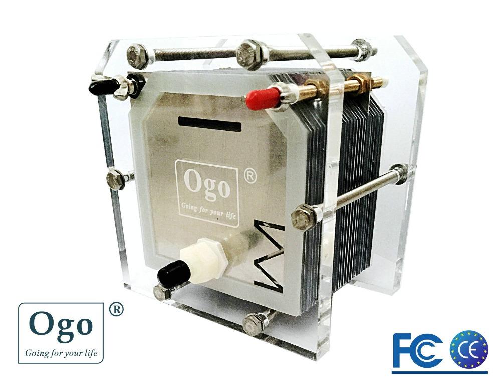 Prix pour NOUVEAU OGO HHO Générateur De Gaz 25 plaques Moins consommation Plus efficacité CE FCC RoHS certificats