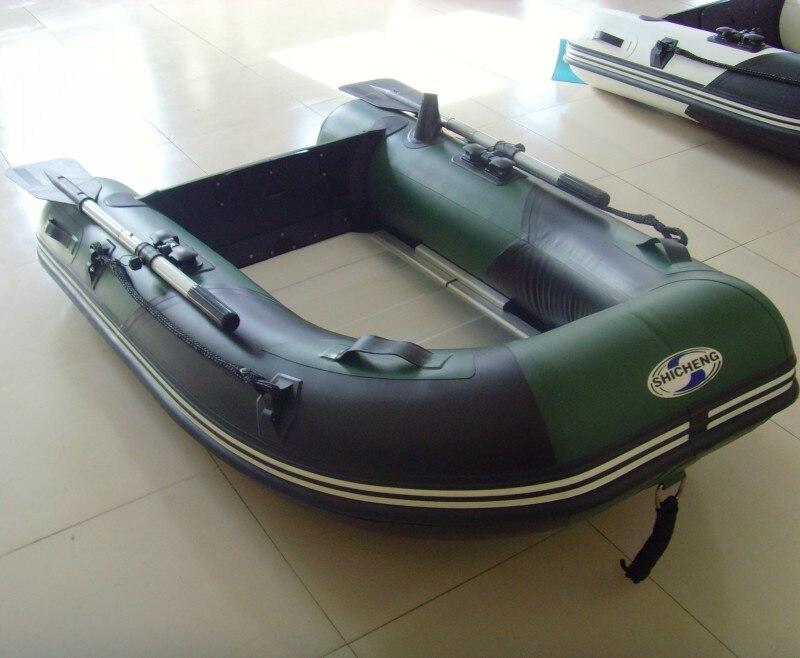 Meilleure vente 1.8 m mini ventre bateau pêche/petit bateau en caoutchouc gonflable - 5