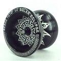 Envío de la venta caliente cojinete de bolas yoyo beboo l2 versión mejorada de aleación de aluminio profesional de metal yo-yo auldey yoyo juguete del yoyo