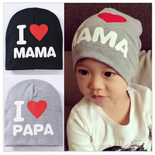 Miya Mona New Fashion Unisex Baby Girls Boys Hats Soft Cotton Autumn&Winter Hat Cute Toddler Knitted Cap Beanies Accessories