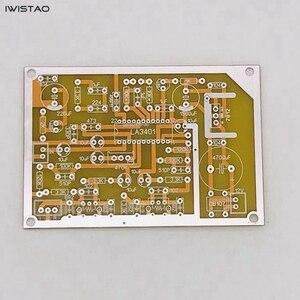 Image 2 - IWISTAO FM simple carte de décodage Mono à stéréo LA3401 pour amplificateur de fréquence intermédiaire HIFI Audio bricolage livraison gratuite