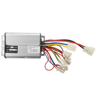 36V 1000W Electric Scooter Motor Brush Speed Controller For Vehicle Bicycle Bike Best Price