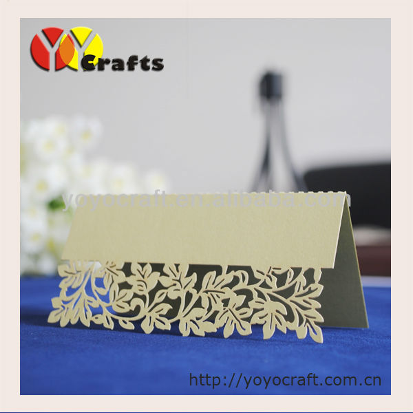Cheap Home Wedding Ideas: Cheap Wedding Decoration And Supply Wedding Place Card