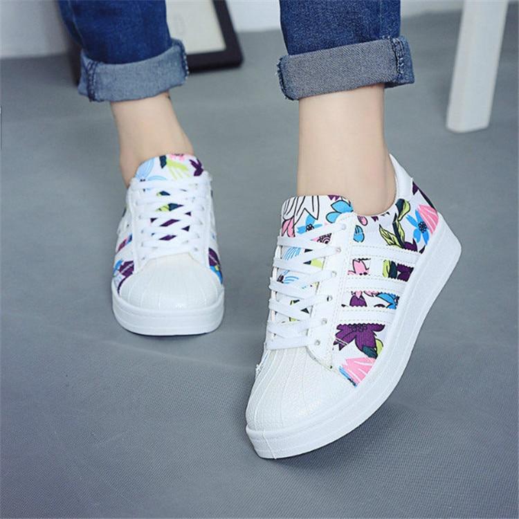 e71db5dd4c9c New style autumn woman casual platform female korean girl shoes platform  shoes appartamenti