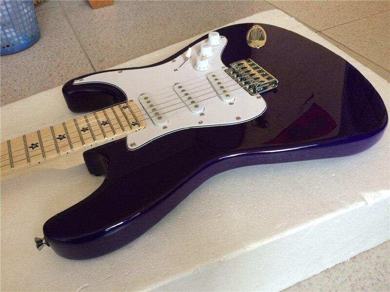 Livraison gratuite guitare électrique/érable cou oem guitare électrique/guitare en chine