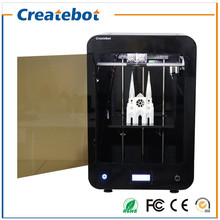 Createbot MAX 3D Printer New Updated Dual Nozzle Optional Language Software English Version LCD Screen 3D Machine