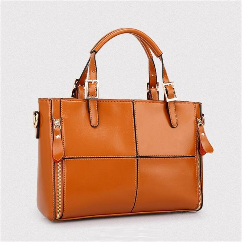 women bag 2017 new!100% Genuine Leather women messenger bags European and American Style fashion designer Crossbody Bags handbag
