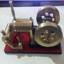 Suction Stirling Engine Model Steam Engine Model Birthday Gift цена