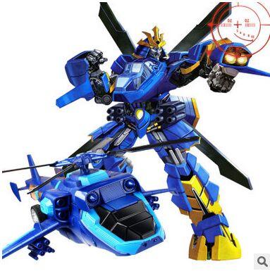 4444 Cadiod 1 14 Luxury Sports airplane Models Deformation Robot one key Transformation Remote Car Toys