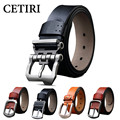 Designer Belts Men High Quality Luxury Brand Real Leather Cool Fashion Cowboy Belts Men High Quality For Jeans Cinturones Hombre