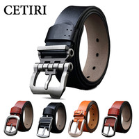 Designer Belts Men High Quality Luxury Brand Real Leather Cool Fashion Cowboy Belts Men High Quality