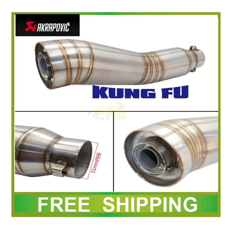 ФОТО moto gp db killer muffler escape moto motorcycle akrapovic exhaust pipe aluminium alloy Yoshimura  accessories free shipping