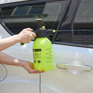 Image 2 - רכב ניקוי מים תרסיס מרסס לחץ בקבוק 2L רכב לשטוף כלי רב תכליתי יד משאבת מרססים