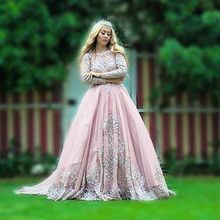 fa0e424816b65 High Quality Long Sleeve Pageant Gown Promotion-Shop for High ...