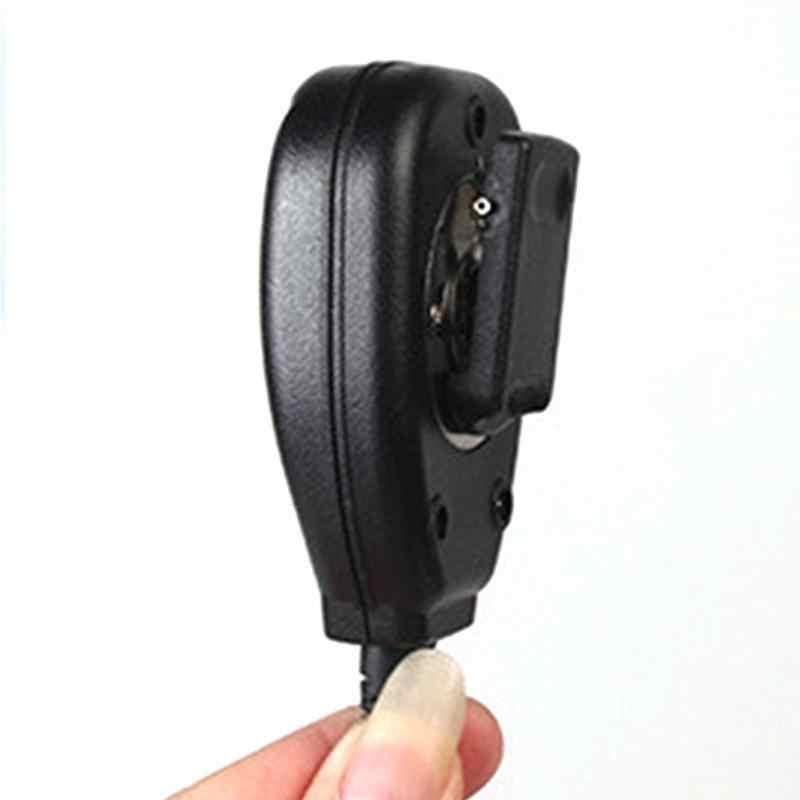 2020 nowy 2 sposób mikrofon z głośnikiem dla Baofeng 888 S 5R 5RA UV82 8D 5RE głośnik zestaw bezprzewodowy mikrofonu Radio H21 domofon z powrotem z klipsem