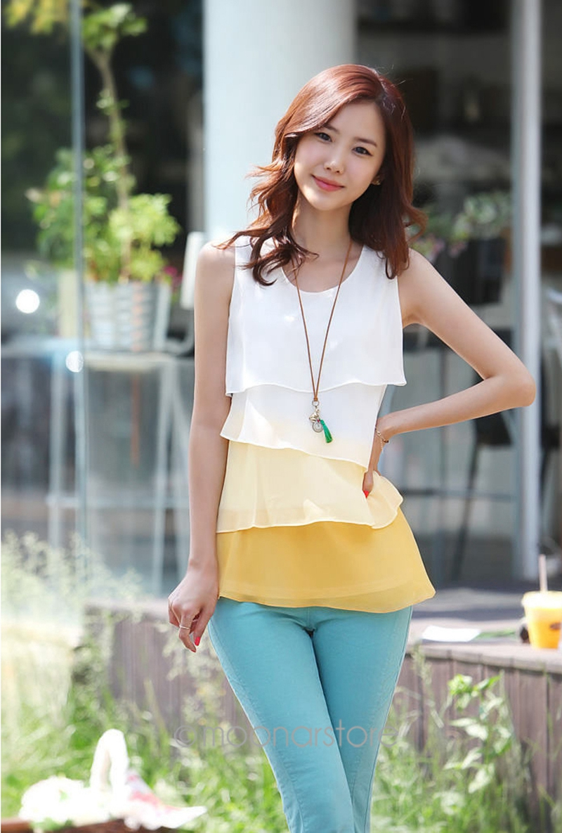 Popular Tiered Blouse-Buy Cheap Tiered Blouse lots from China ...