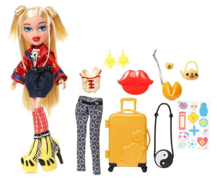 Original Fashion Action Figure Bratz Bratzillaz Doll Fashion girl Best Gift Princess doll font b toy