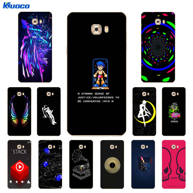 Diy Cases For Samsung Galaxy A7 2017 A7200 For C7 C7 Pro Cover For A7 2015 2016 A700 A710 Soft Tpu Wallpaper Printing Coque