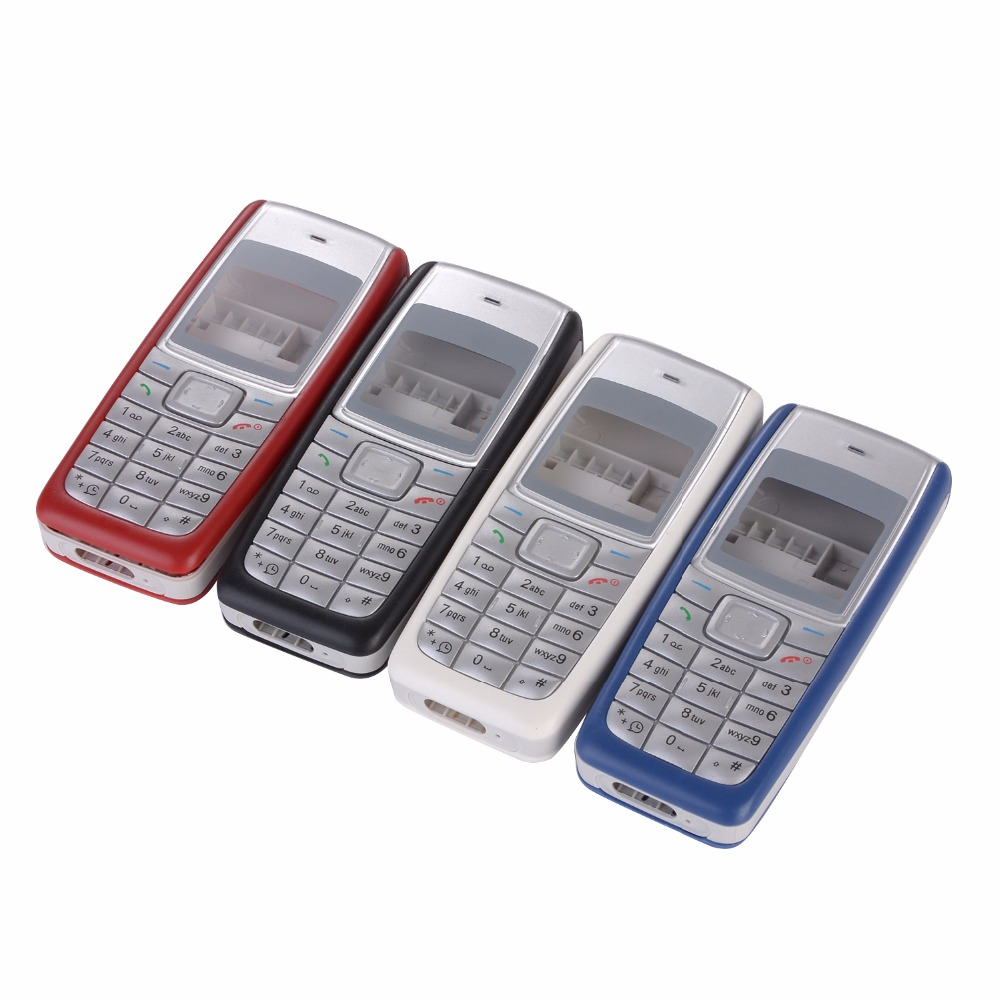 For Nokia 1110 Housing Front Frame Middle Frame Battery Cover +Tools