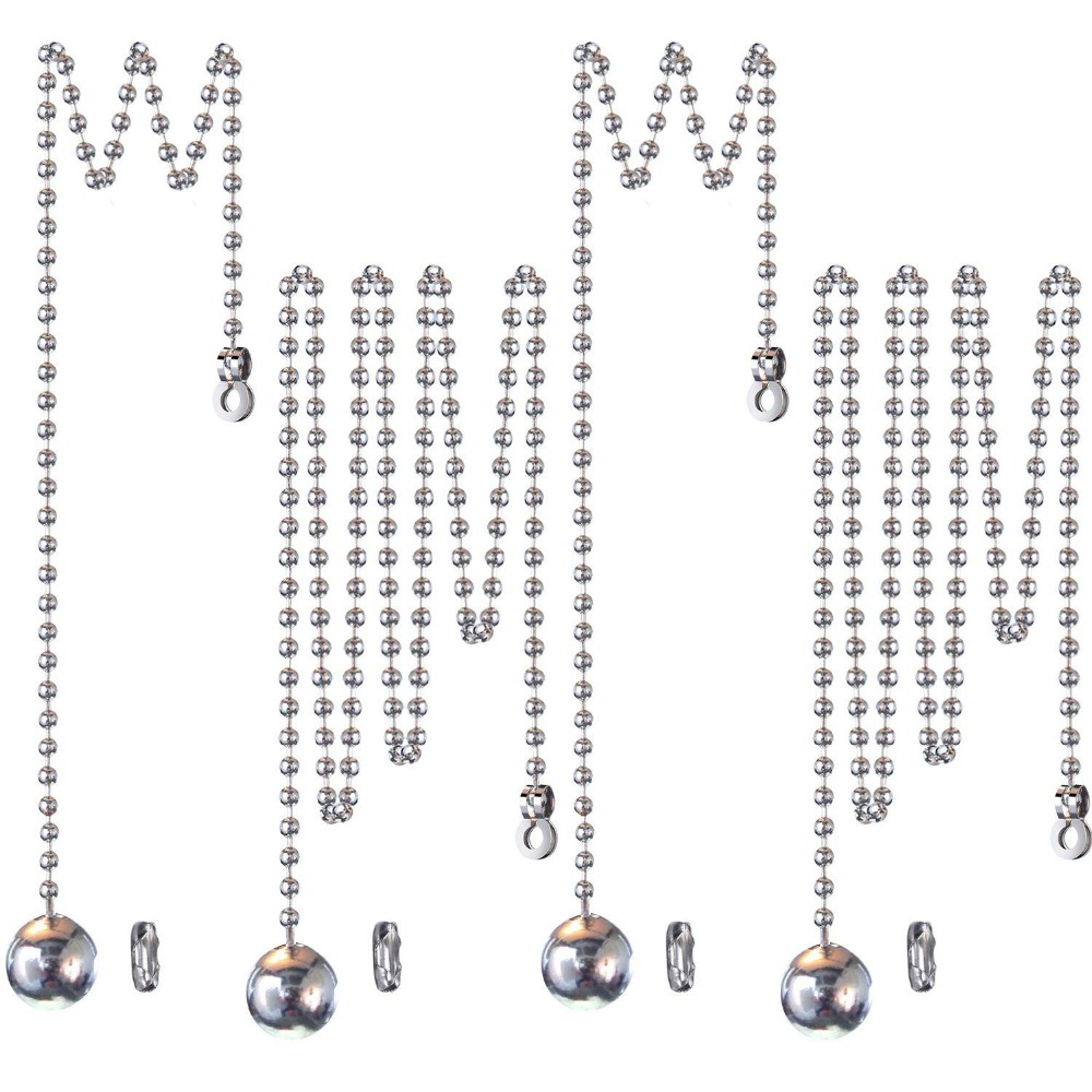Chains Metal Fan Pull Chain Extension