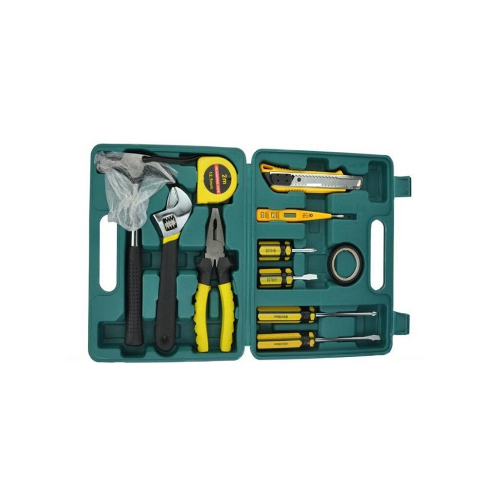 High Quality Hot Sale 11 in 1 multi tool box for toolsThe toolkits household hardware  tools suit  цены