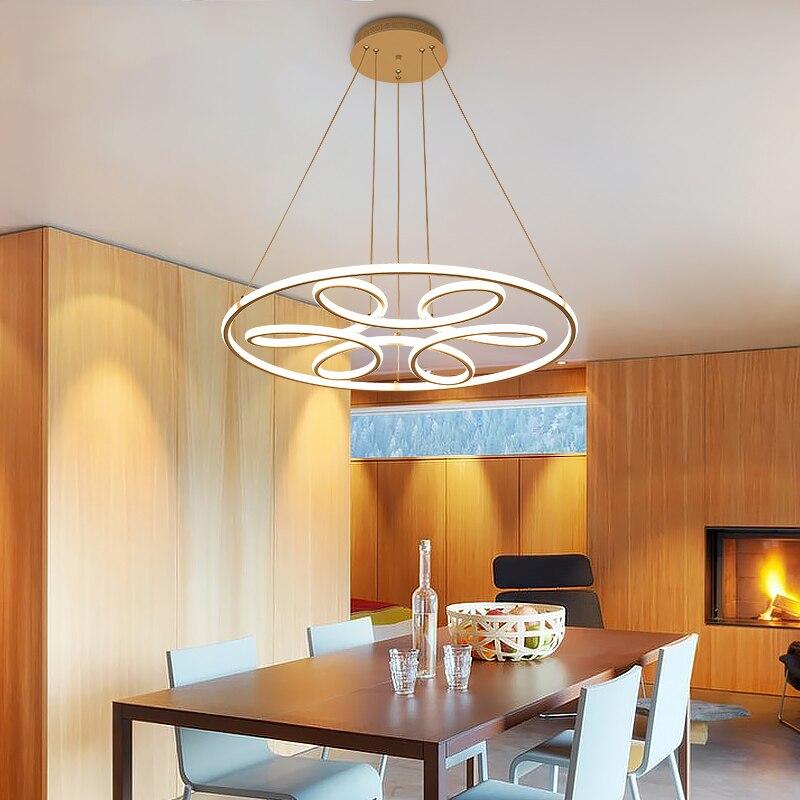 Free Shipping Kitchen Bar Pendant Light Dining Room 3: AC85 260V Modern Led Chandelier For Dining Room Bar