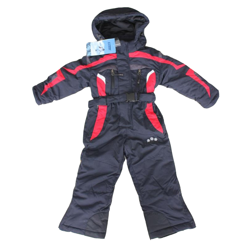 2-6Y Winter Children Snow Suits Brand Thicken Warmly Ski Jackets Overalls for Teenager Boys Girls Baby Kids Winter Clothes Set